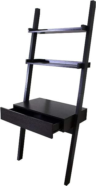 Coaster Furniture 801373 CO 801373 Ladder Desk Cappuccino