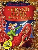 LE GRAND LIVRE DU ROYAUME DE LA FANTAISIE-Edition spéciale avec 2 odeurs
