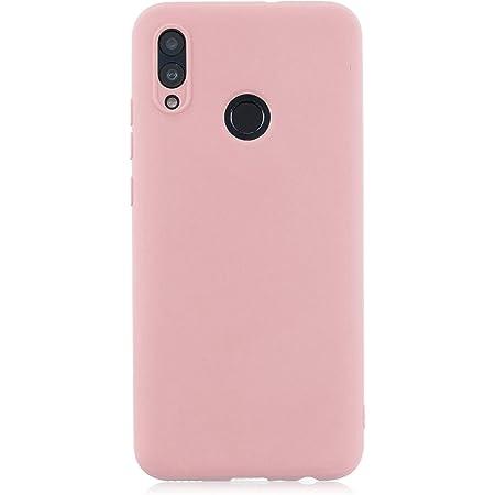 9X Coque pour Huawei P Smart 2019/Honor 10 Lite, Étui Couleur Unie ...