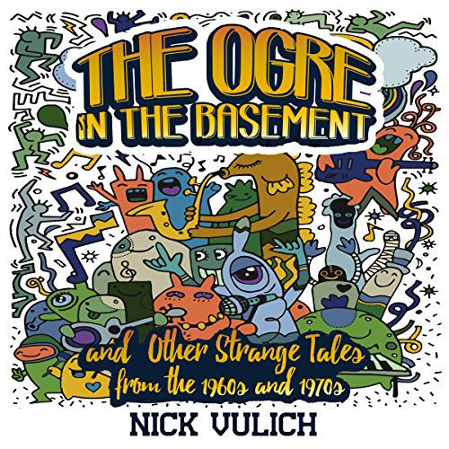 The Ogre in the Basement cover art
