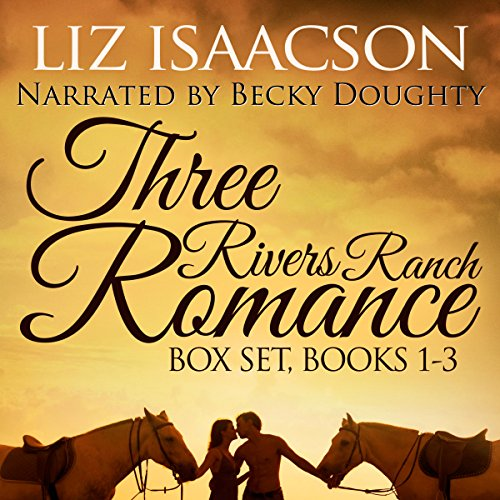 Three Rivers Ranch Romance Box Set, Books 1 - 3     Second Chance Ranch, Third Time's the Charm, Fourth and Long              De :                                                                                                                                 Liz Isaacson,                                                                                        Elana Johnson                               Lu par :                                                                                                                                 Becky Doughty                      Durée : 18 h et 8 min     Pas de notations     Global 0,0