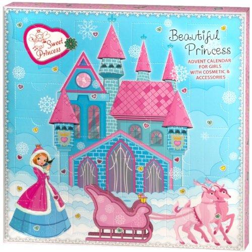 Beautiful Princess Kids Advent Calendar Girls Adventskalender Total Süss