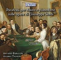 Various: Parafrasi Per Flauto