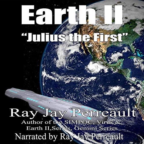 Earth II: Julius the First audiobook cover art