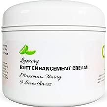 Bigger Butt Enhancement Cream for Women and Men - Big Butt Firming and Lifting Cream - Brazilian Butt Lift - Natural Butt Paste - Butt Augmentation Without Plastic Surgery - Coconut Oil + Vitamin E