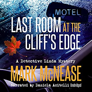 Last Room at the Cliff's Edge audiobook cover art