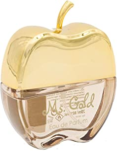 Expositor 17ud. Mini Colonia Apple Ms. Gold para mujer. Con Téster de regalo. 18 x 20ml