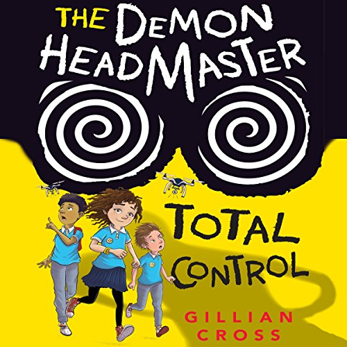 The Demon Headmaster: Total Control cover art