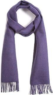 Tweed Alpaca Scarf - 100% Baby Alpaca Wool - Unisex