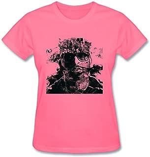 SAMMA Women's Royce Da 5'9 Design Cotton T Shirt