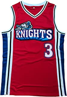 Calvin Cambridge Shirts #3 LA Knights Basketball Jersey