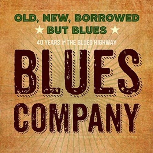 Old, New, Borrowed But Blues [Vinyl LP]