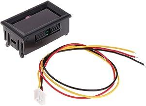 H HILABEE Strumento Contachilometri per Contachilometri E Contagiri con Luce di Segnalazione A LED per Honda CG125 Cafe Racer