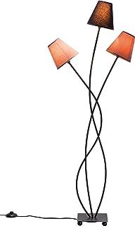 Kare Design Lampadaire Flexible Mocca Tre