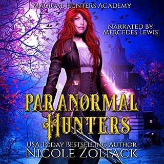 Paranormal Hunters cover art
