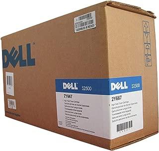 Dell 2Y667 310-3547 S2500 Toner Cartridge (Black) in Retail Packaging