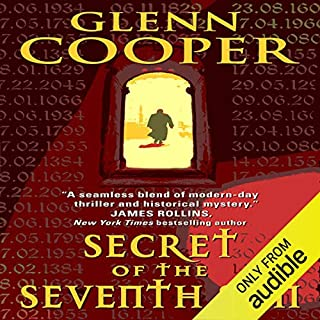 Secret of the Seventh Son audiobook cover art