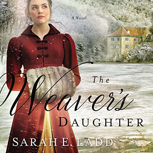 The Weaver's Daughter audiobook cover art