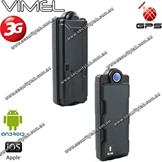 3G GPS Tracker Waterproof Real Live Tracking Device 10000mAh Battery