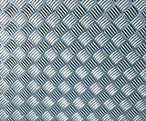 d-c-fix, Folie, metallic, Riffelblech Silber glänzend, selbstklebend, 90 x 150 cm