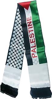 Palestine Flag Scarf فلسطين Ramadan Quran Arabic Wedding Gift