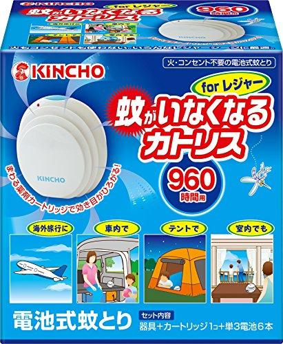 KINCHO『蚊がいなくなるカトリスforレジャー』