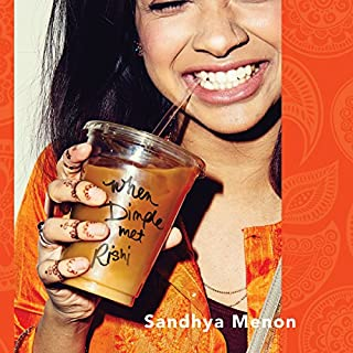 When Dimple Met Rishi                   Auteur(s):                                                                                                                                 Sandhya Menon                               Narrateur(s):                                                                                                                                 Sneha Mathan,                                                                                        Vikas Adam                      Durée: 10 h et 45 min     26 évaluations     Au global 4,4