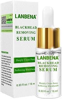 Deep Cleansing Pore Blackhead Softener Derived Lotion Anti-Blackhead Liquid Deep Cleansing Skin Care Solution, 15ml
