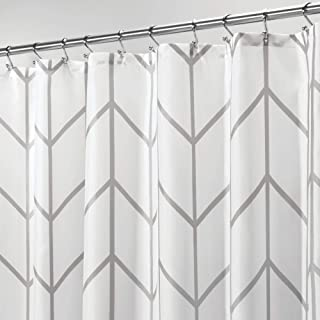 Best gray and white chevron shower curtain Reviews
