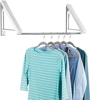 Amazoncom Wall Mounted Drying Racks Laundry Storage