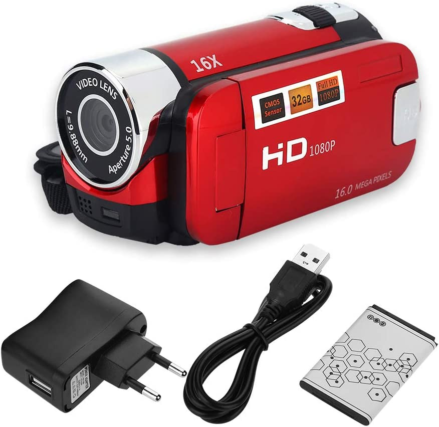 Socobeta 16X Full HD High Digital Large discharge sale Definition Selling rankings Camcor Camera Video