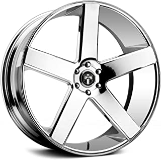 Dub S115 Baller 24x10 5x115 +20mm Chrome Wheel Rim