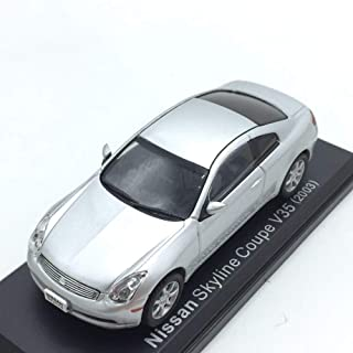 Nissan Skyline Coupe V35 2003 Year - Compact Executive Car - 1/43 Scale Collectible Model Vehicle - 2-Door Coupe