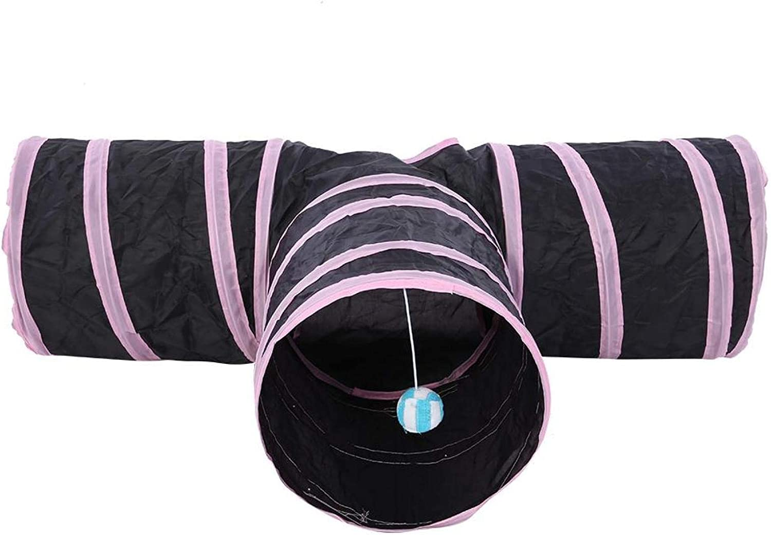 Pet Tunnel Collapsible Polyester Ca San Diego Mall Cat Cloth Super popular specialty store