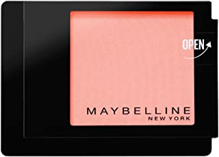 Maybelline New York Facestudio Heat Blush Blusher - 0.17 oz, 100 Peach Pop