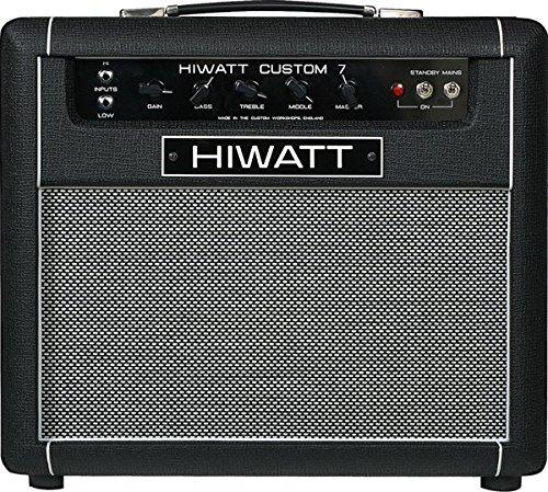 Hiwatt SA110Custom 7Combo Klasse A Custom Shop Verstärker Combo mit Lampe für Gitarre 7W