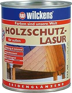 Wilckens Holzschutzlasur, nussbaum, 750 ml 16789100050