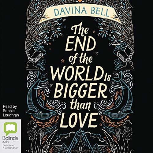 The End of the World Is Bigger than Love cover art