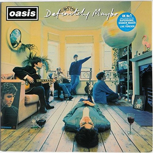 Definitely Maybe [Vinyl LP]