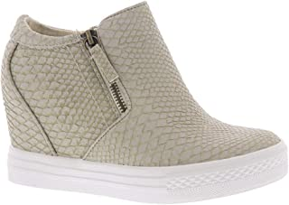 Not Rated Timmibelle Hidden Sneaker Wedge