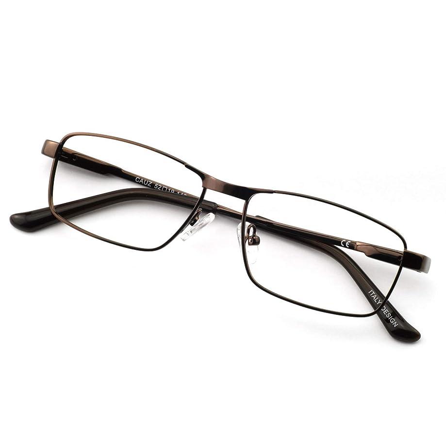 Titanium Rimless Glasses Frame RX Eyewear Men Eyeglasses Hinge