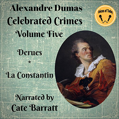 Celebrated Crimes, Volume V cover art