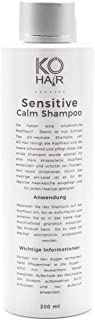 KÖHAIR Sensitive Calm Shampoo nach einer Haartransplantation, FUE-Behandlung bzw Eigenhaarverpflanzung 200ml