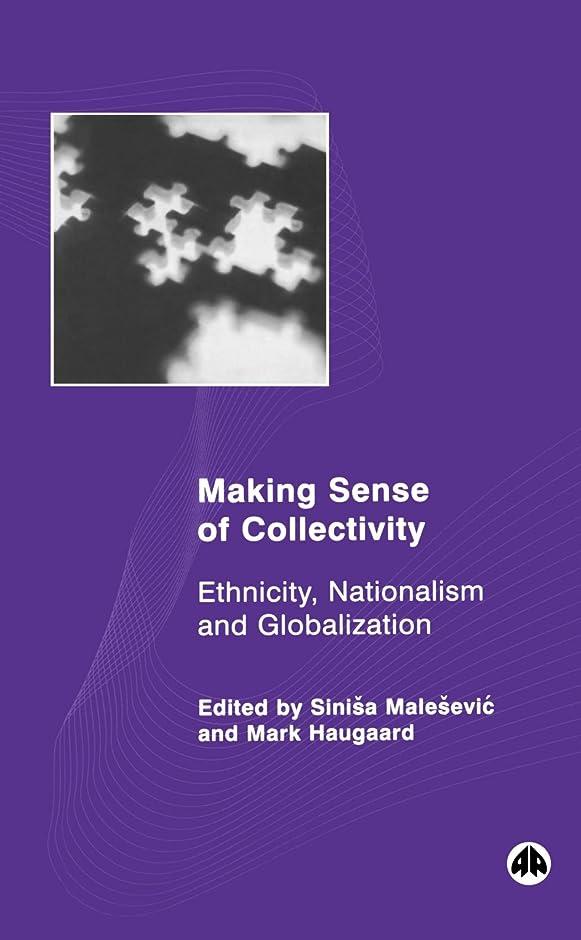 レビュアー道に迷いました嬉しいですMaking Sense of Collectivity: Ethnicity, Nationalism and Globalisation (Interpreting the Modern World)