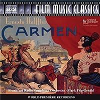 Halffter: Carmen (Music For The 1926 Silent Film) by Frankfurt Radio Symphony Orchestra (2011-03-29)