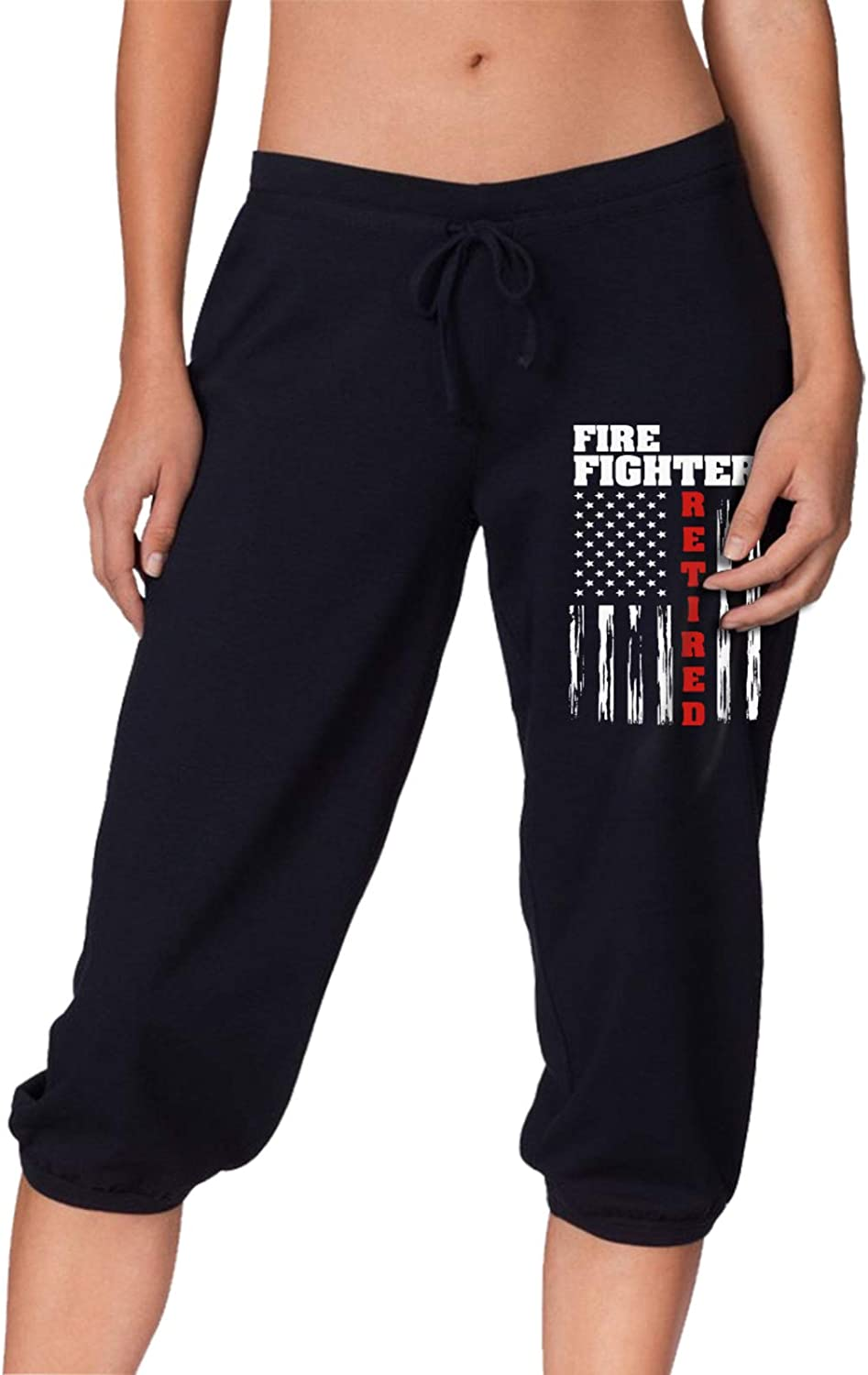 Dongzhongtangong Fire Fighter Houston Mall Retired Max 43% OFF Flag Distressed American -