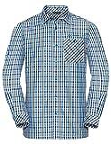 [page_title]-VAUDE Herren Hemd Albsteig LS Shirt, radiate blue, L, 403729465400
