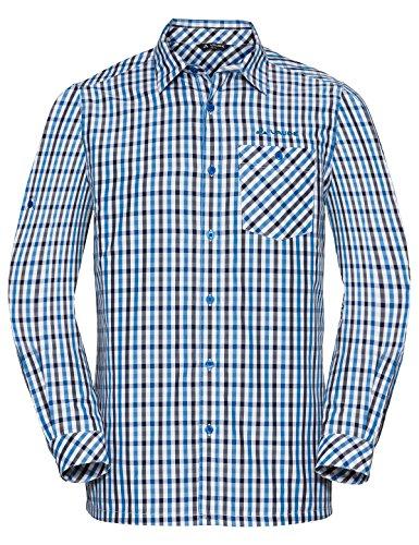 VAUDE Herren Hemd Albsteig LS Shirt, radiate blue, XXL, 403729465600
