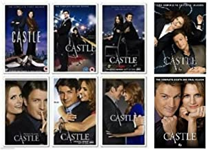 Castle - Seasons 1-8 - The Complete Series