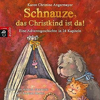 Schnauze, das Christkind ist da - Eine Adventsgeschichte in 24 Kapiteln Titelbild